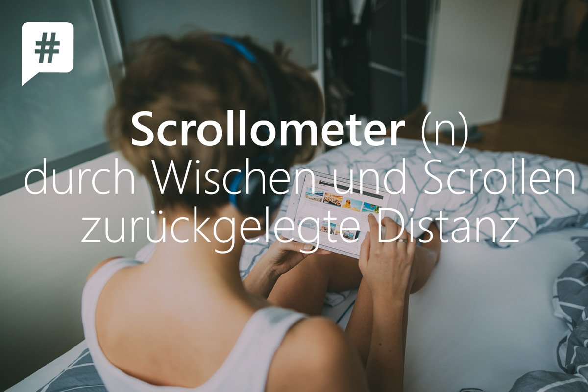 Scrollometer