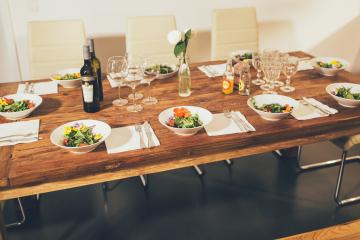 Die perfekte Dinnerparty
