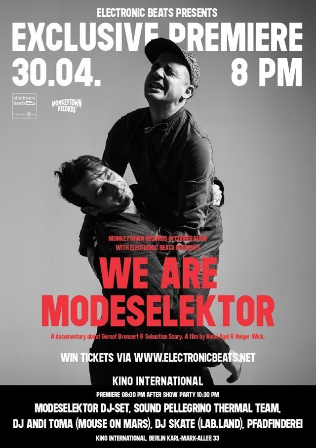 Modeselektor_Plakat_International