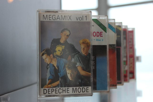Depeche Mode Vernissage