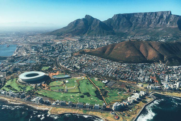 Kapstadt Rundflug