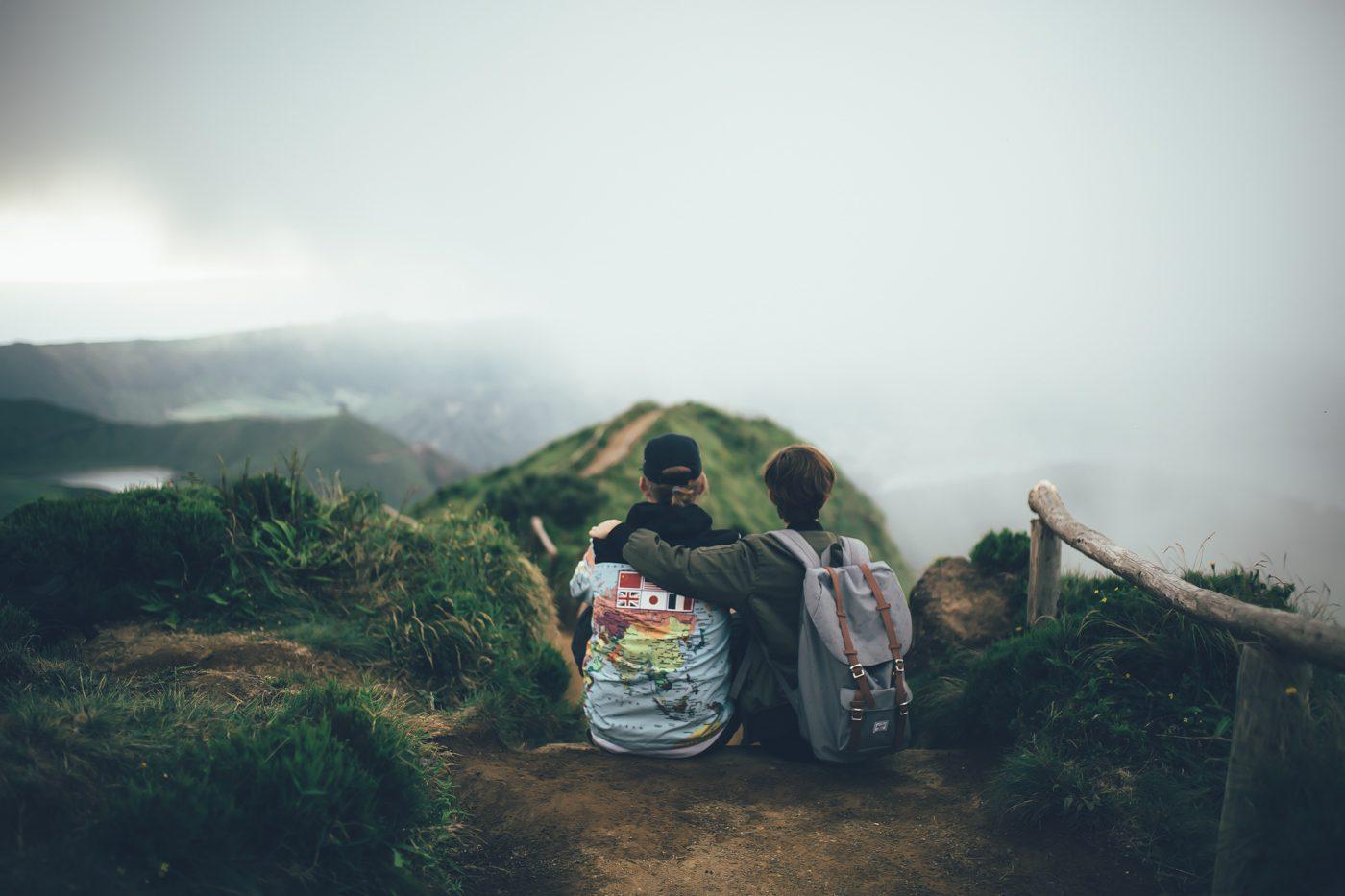 uberding unterwegs auf den Azoren
