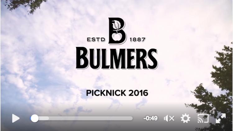 Bulmers Video