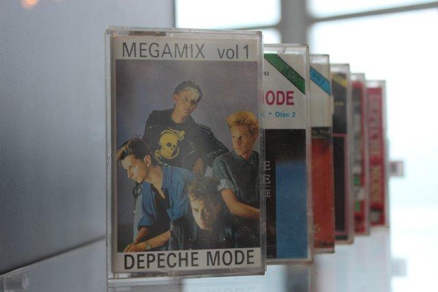 Depeche Mode Vernissage