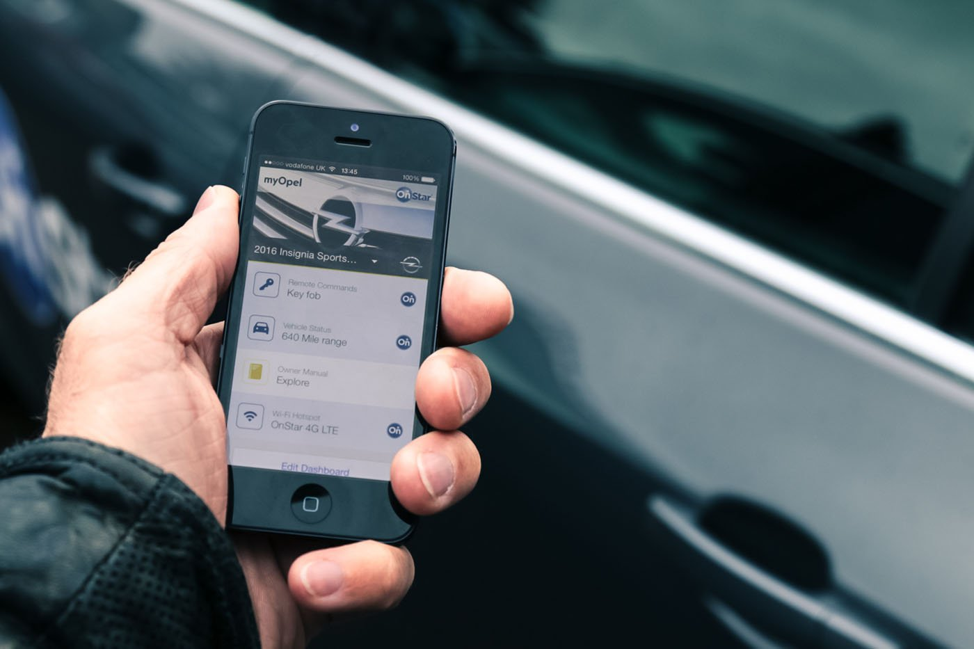 Opel Onstar Humanity By Pushing A Button Uberding Dein