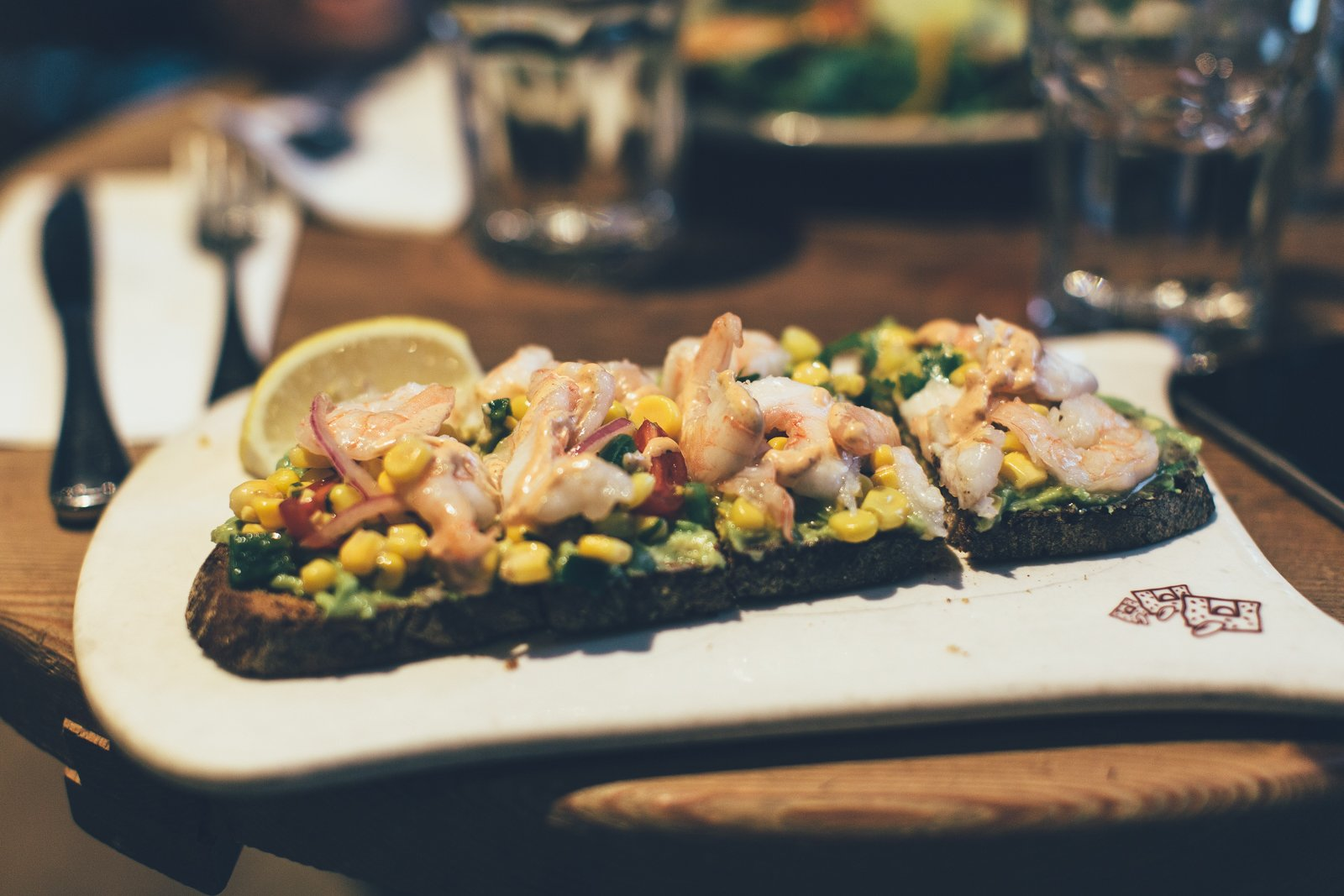 Flo's favorite Lunch Spots in NYC