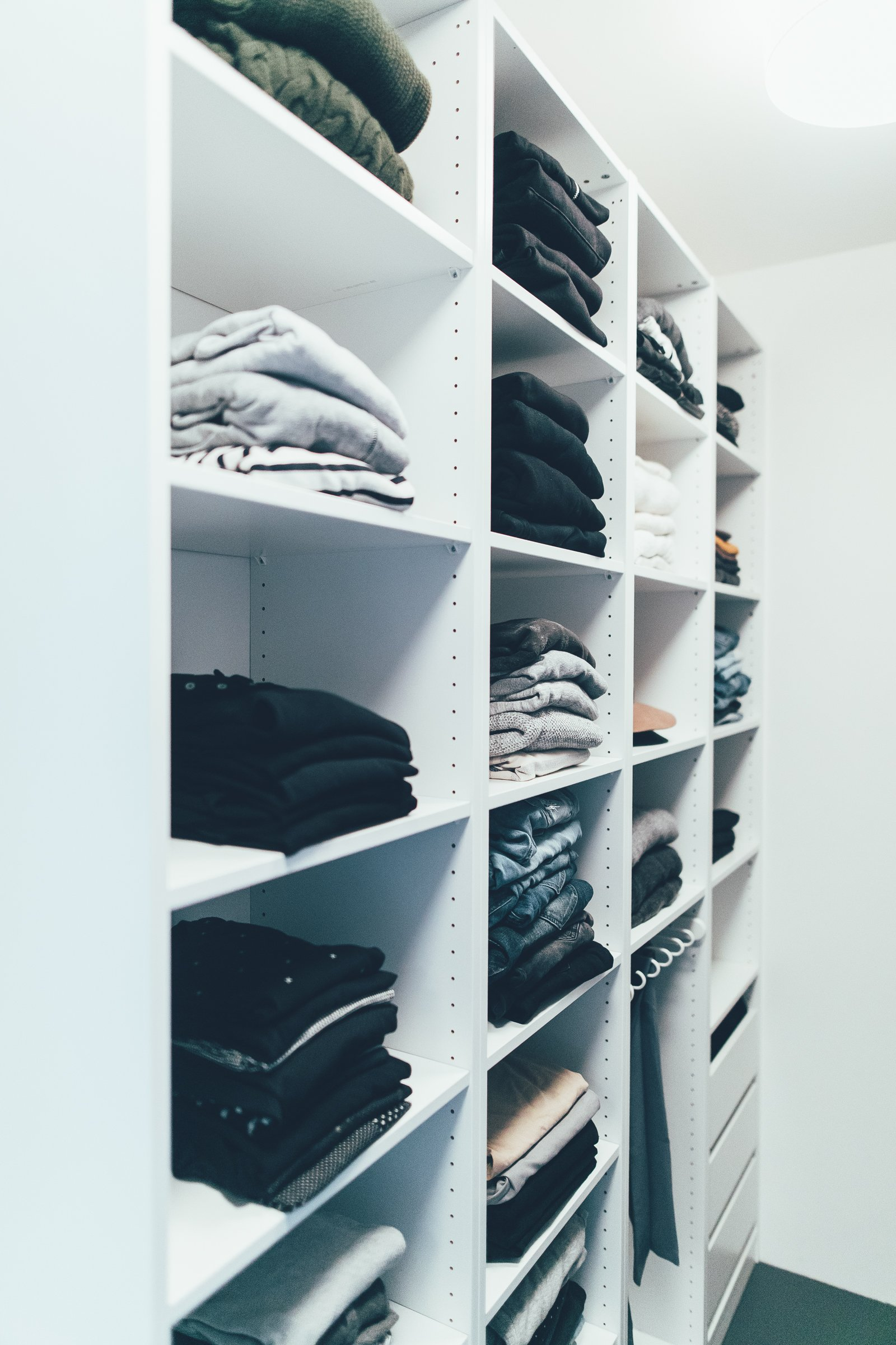atemberaubend ordnung kleiderschrank tipps optimalen